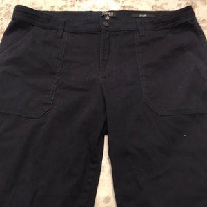 Jones New York The Chino Navy Pants. Women's 12